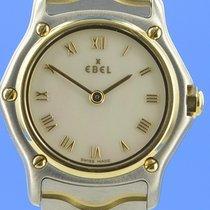 Ebel Classic Gold/Stahl 24mm Perlmutt Deutschland, Berlin