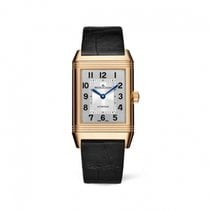 Jaeger-LeCoultre Reverso Classic Medium Duetto Rose gold 40mm Silver Arabic numerals United States of America, New York, New York