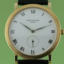 Patek Philippe Classic Calatrava unpolished full set 1989