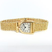 Cartier Calandre 18k Gold with original box