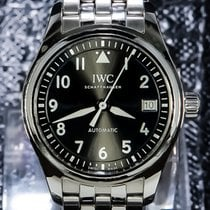 IWC Pilot's Watch Automatic Date Grey - 324002