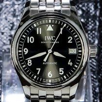IWC 36mm Automático usado Pilot's Watch Automatic 36 Cinzento