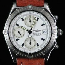 Breitling Chronomat NOS Steel Automatic Full Set Neverworn