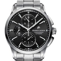 Maurice Lacroix Steel 43mm Automatic PT6388-SS002-330-1 new