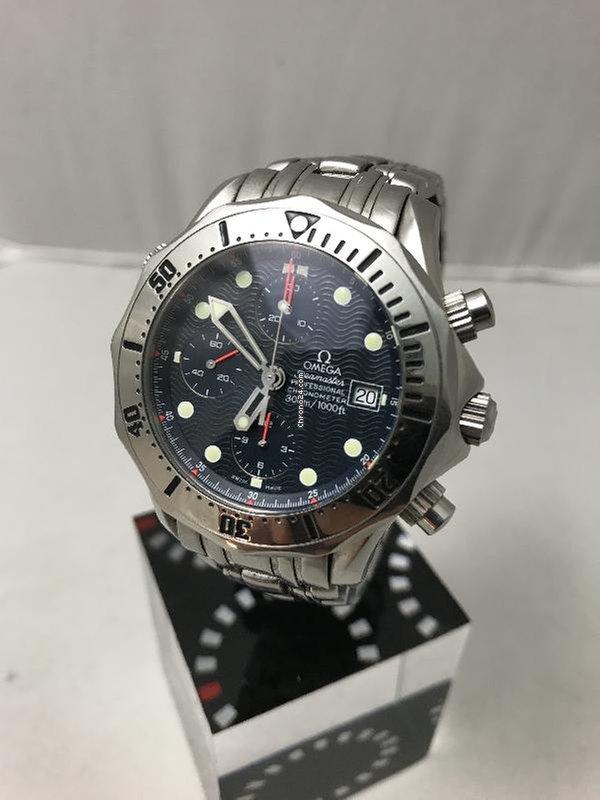 Použité hodinky Omega Seamaster Diver 300 M  63fd08b33ae