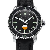 Blancpain Fifty Fathoms (Submodel) pre-owned 40mm Steel