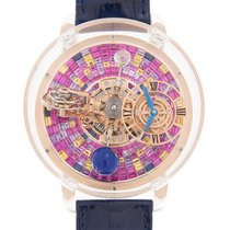 Jacob & Co. Astronomia novo Ouro rosa