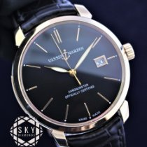 Ulysse Nardin Rose gold 40mm Automatic 8156-111-2/92 pre-owned United States of America, New York, NEW YORK