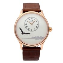 Jaquet-Droz Rose gold 43mm Automatic J005033212 pre-owned