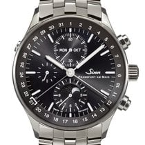 Sinn Steel 41.5mm Automatic 6012.010 new