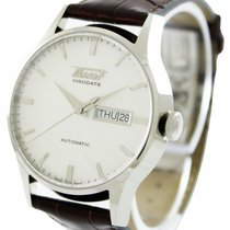 Tissot T019.430.16.031.01 Steel Heritage Visodate 40mm new