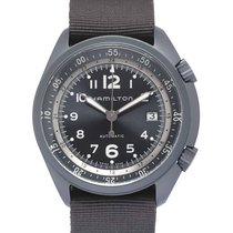 Hamilton Aluminum 43mm Automatic H80495845 new