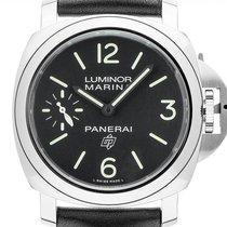 Panerai Luminor Marina neu Handaufzug Uhr mit Original-Box PAM00776