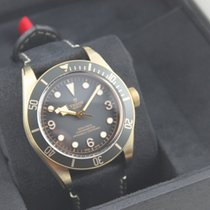 Tudor Black Bay Bronze neu 2019 Automatik Uhr mit Original-Box und Original-Papieren 79250BA