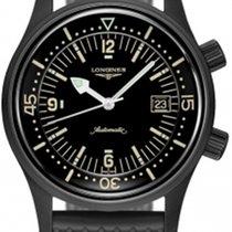 Longines Legend Diver 42mm Black