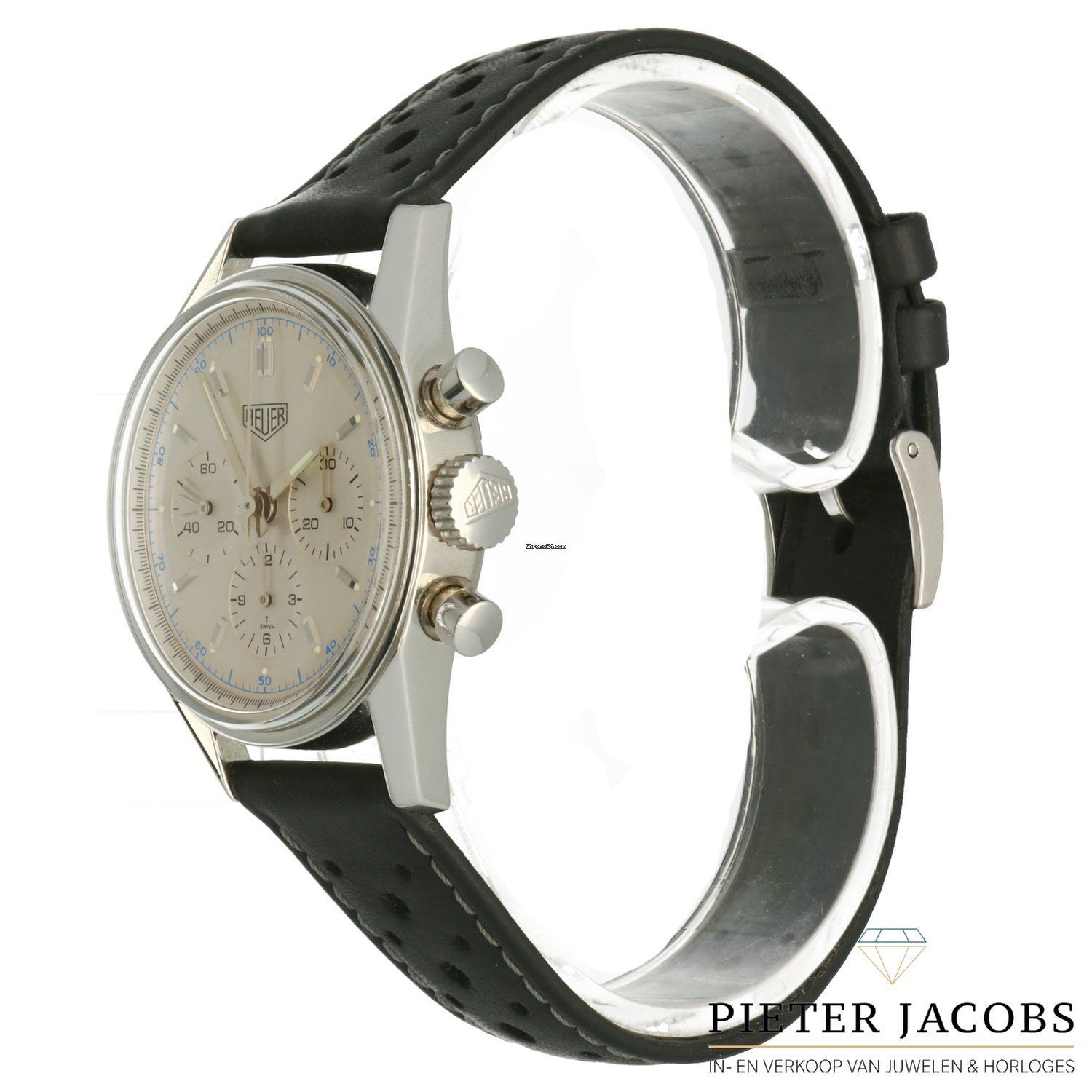 TAG Heuer Carrera 1964 Re-Edition Ref  CS3110 for $3,377 for sale