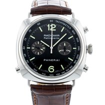 Panerai Radiomir Rattrapante Steel 45mm Black United States of America, Georgia, Atlanta