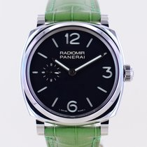 Panerai Radiomir 1940 3 Days Otel 42mm Negru Arabic