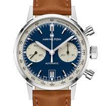 Hamilton Intra-Matic new Automatic Watch with original box and original papers H38416541