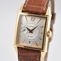 Girard Perregaux Vintage 1945 Rose gold 29mm Silver United States of America, Ohio, Mason