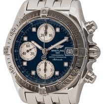 Breitling Chrono Cockpit Steel 39mm Blue United States of America, Texas, Austin