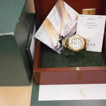 Rolex Yacht-Master 40 new 2000 Automatic Watch with original box and original papers 16628