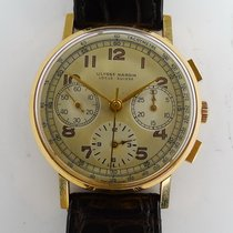 Ulysse Nardin Red gold Manual winding Arabic numerals 36mm pre-owned