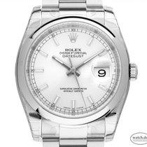 Rolex Datejust 116200 neu