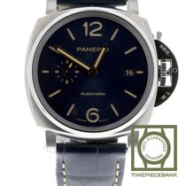 Panerai Luminor Due Titane 42mm Bleu Arabes