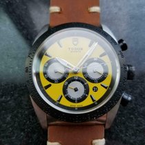 Tudor Fastrider Chrono Steel 42mm Yellow United States of America, California, Beverly Hills