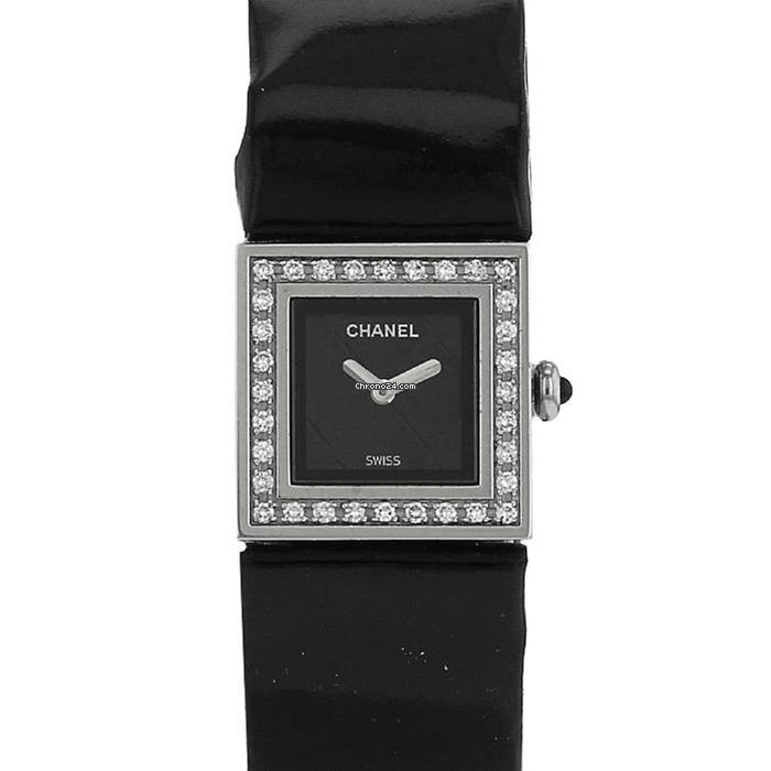8d4bb2b4192 Montres Chanel Acier - Afficher le prix des montres Chanel Acier sur  Chrono24