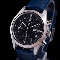 IWC Fliegerchronograph steel Ref. IW3706 - 39mm FULL SET
