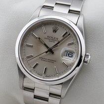 Rolex Oyster Perpetual Date Edelstahl Automatic Herrenuhr