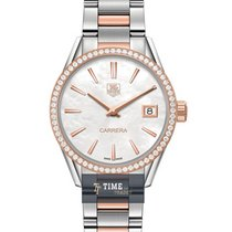 TAG Heuer Carrera Lady WAR1353.BD0779 2020 neu