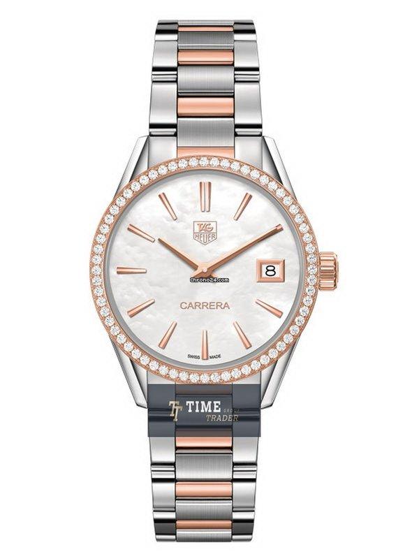 160f2450a37dd9 Zegarki damskie TAG Heuer - 2 957 zegarków damskich TAG Heuer na Chrono24