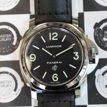 Panerai PAM 610 RADIOMIR BLACK SEAL 8 DAYS ACCIAIO - 45MM