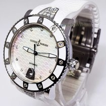 Ulysse Nardin Lady Marine Diver 40mm Steel & Diamond MOP...