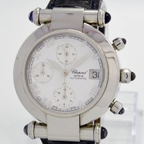 """Chopard """"Imperiale 37/8209-33 Chronograph"""" Watch -..."""