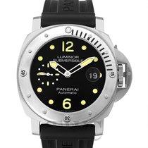 Panerai Luminor Submersible Stahl