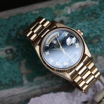 Rolex Day-Date President vintage with Hard Stone Ferrite dial
