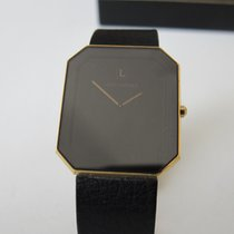 Jean Lassale Yellow gold 27mm Quartz pre-owned