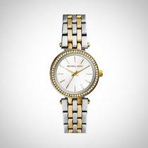 Michael Kors MK3323 Mini Darci Ladies Two-Tone Watch