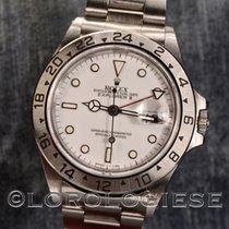 Rolex Oyster Perpetual Explorer Ii Date Ref.16570 1989 Steel...