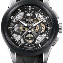 Perrelet Classic Skeleton Chronograph Beautiful