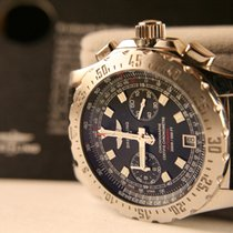 Breitling Skyracer Steel 43,5mm Black No numerals United States of America, New Mexico, Albuquerque