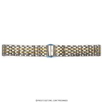 Michele Stainless Steel & Gold Plated Bracelet MS20CV285048