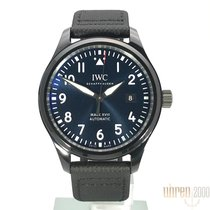 IWC Pilot`s Watch Fliegeruhr Mark XVIII Edition Laureus Sport