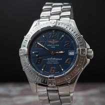 Breitling Colt Automatic tweedehands 41mm Staal