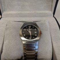 Longines Oposition Steel 36mm