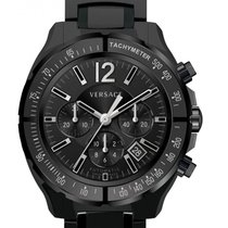 Versace Steel 44mm Automatic 16CCT9D008 SC09 new United States of America, New York, New York